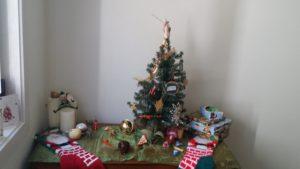Very small Christmas tree