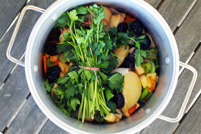 The Wonder of Mineral Vegetable Broth – When Bone Broth isn't and option