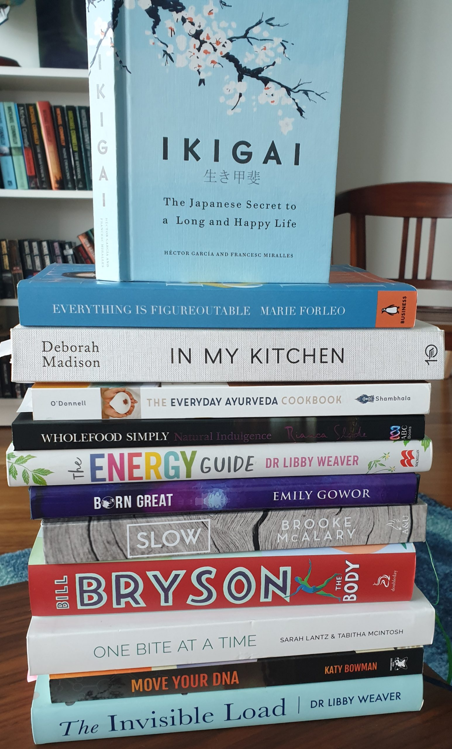 Summer Reading; Here is my list for the next several weeks.