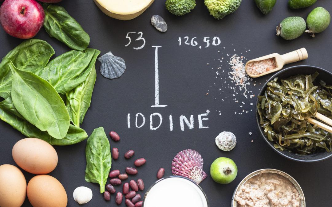 Iodine for Thyroid Health
